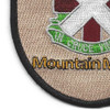 10TH Combat Support Medical Hospital Iraq Patch | Lower Left Quadrant