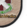 10TH Combat Support Medical Hospital Iraq Patch | Lower Right Quadrant
