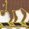 10th Cavalry Regiment Patch | Center Detail