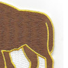 10th Cavalry Regiment Patch | Upper Right Quadrant