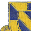 10th Armor Infantry Battalion Patch | Upper Left Quadrant