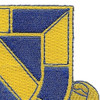 10th Armor Infantry Battalion Patch | Upper Right Quadrant