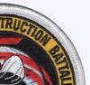 5th Mobile Construction Battalion The Professionals Patch   Upper Right Quadrant