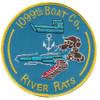 1099th MFR Boat Company Patch