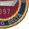 1097th MFR Boat Company Patch | Lower Right Quadrant