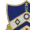 108th Field Artillery Regiment/Battalion Patch | Upper Left Quadrant