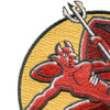 107th Fighter Squadron Patch | Upper Left Quadrant