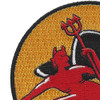 107th Fighter Squadron A-10 Patch | Upper Left Quadrant