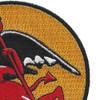 107th Fighter Squadron A-10 Patch | Upper Right Quadrant