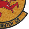 107th Fighter Squadron A-10 Patch | Lower Right Quadrant