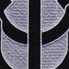 5th Psychological Airborne Operations Battalion Patch | Center Detail