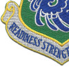 106th Rescue Wing Patch-READINESS | Lower Left Quadrant