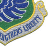 106th Rescue Wing Patch-READINESS   Lower Right Quadrant
