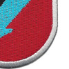 106th Military Intelligence Battalion Patch Flash | Lower Right Quadrant