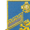 106th Infantry Regiment Patch | Upper Left Quadrant