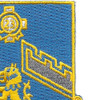 106th Infantry Regiment Patch | Upper Right Quadrant