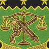 105th Military Police Battalion Patch | Center Detail