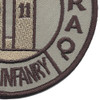 105th Infantry Regiment Patch | Lower Right Quadrant