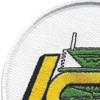 105th Construction Battalion Patch | Upper Left Quadrant