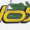 105th Construction Battalion Patch | Center Detail