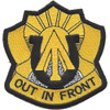 105th Cavalry Regiment Patch