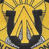 105th Cavalry Regiment Patch | Center Detail
