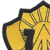 105th Cavalry Regiment Patch | Upper Left Quadrant