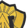 105th Cavalry Regiment Patch | Upper Right Quadrant