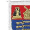 104th Infantry Regiment NYG Rifles Patch | Upper Left Quadrant