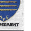 104th Infantry Regiment NYG Rifles Patch | Lower Right Quadrant