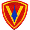 5th Marines Division Patch