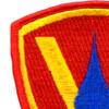 5th Marines Division Patch | Upper Left Quadrant