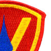 5th Marines Division Patch | Upper Right Quadrant