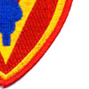 5th Marines Division Patch | Lower Right Quadrant