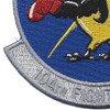104th Fighter Squadron A-10 Patch | Lower Left Quadrant