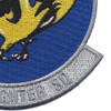 104th Fighter Squadron A-10 Patch | Lower Right Quadrant