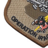 104th Expeditionary Flight Sqadron A-10C Operation Iraqi Freedom Patch | Lower Left Quadrant