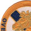 104th Cavalry Regiment Patch | Upper Left Quadrant