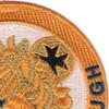 104th Cavalry Regiment Patch | Upper Right Quadrant