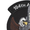 104th AMXS Patch | Upper Left Quadrant
