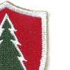 103rd Patch Regimental Combat Team | Upper Right Quadrant