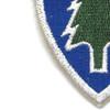103rd Patch Regimental Combat Team | Lower Left Quadrant
