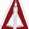 103rd Fighter Group Triangle Patch | Center Detail