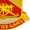 103rd Field Artillery Regiment Patch | Lower Right Quadrant