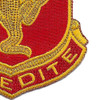 103rd Armored Cavalry Regiment Patch   Lower Right Quadrant