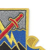 102nd Military Intelligence Battalion Patch | Upper Right Quadrant