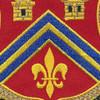 102nd Field Artillery Regiment Patch | Center Detail