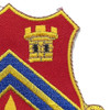 102nd Field Artillery Regiment Patch | Upper Right Quadrant