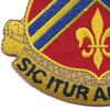 102nd Field Artillery Regiment Patch | Lower Left Quadrant