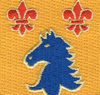 102nd Armored Cavalry Regiment Patch